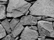 Fondo di pietra Fotografie Stock