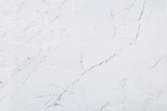 Fondo di pietra bianco di struttura della superficie del granito Fotografia Stock