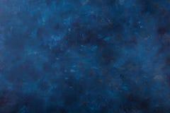 Fondo di pietra blu scuro con l'alta risoluzione Vista superiore Copi lo spazio Immagini Stock Libere da Diritti