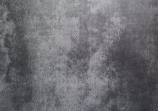 Fondo di pietra concreto grigio di struttura fotografie stock