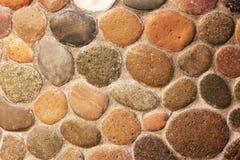 Fondo di pietra di colore Fotografia Stock