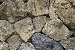 Fondo di pietra di struttura della roccia Fotografia Stock Libera da Diritti