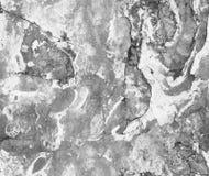 Fondo di pietra di marmo senza cuciture naturale grigio del modello di struttura Superficie di marmo senza cuciture di pietra nat Immagine Stock Libera da Diritti
