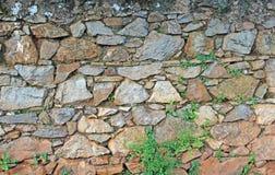 Fondo di pietra rurale fotografie stock
