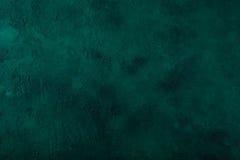Fondo di pietra verde scuro Vista superiore Copi lo spazio Immagini Stock Libere da Diritti
