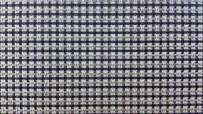 Fondo di plastica di struttura di tessitura Fotografia Stock Libera da Diritti
