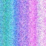 Fondo di progettazione di struttura di mosaico nei colori viola rosa blu Immagine Stock
