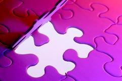 Fondo di puzzle immagine stock