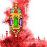 Fondo di Ramadan Kareem (il Ramadan generoso)