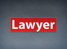 Fondo di Red Banner Abstract dell'avvocato illustrazione di stock