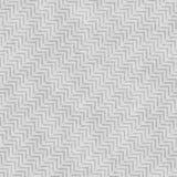 Fondo di ripetizione di Gray Geometric Design Tile Pattern Fotografie Stock