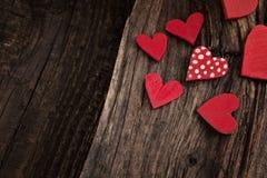 Fondo di San Valentino Fotografie Stock
