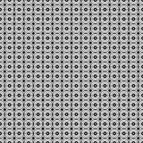 Fondo di scienza astratta di vettore Progettazione geometrica di esagono ENV 10 illustrazione vettoriale