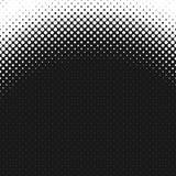 Fondo di semitono astratto del modello di punto - grafico di vettore illustrazione vettoriale