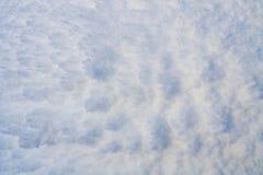 Fondo di Snowy Fotografie Stock Libere da Diritti