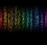 Fondo di spettro illustrazione vettoriale