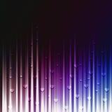 Fondo di spettro Fotografia Stock