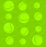 Fondo di sport di tennis Immagini Stock