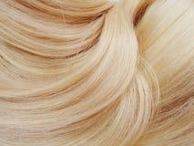 Fondo di struttura dei capelli di punto culminante Immagine Stock Libera da Diritti