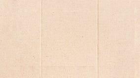Fondo di struttura del cartone della carta ondulata Fotografia Stock