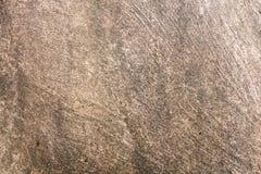 Fondo di struttura del cemento di lerciume Colore del Brown Concetto astratto Fotografia Stock Libera da Diritti