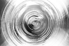 Fondo di struttura del cromo del mercurio del cerchio, fotografia stock