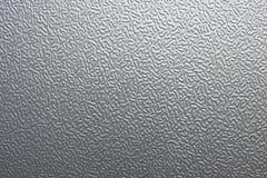 Fondo di struttura del di alluminio Fotografia Stock Libera da Diritti