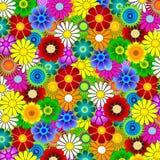Fondo di struttura del fiore della primavera Immagine Stock Libera da Diritti