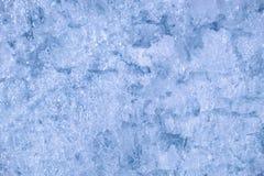 Fondo di struttura del ghiaccio fotografia stock