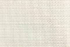 Fondo di struttura del Libro Bianco Fotografie Stock