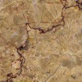 Fondo di struttura del marmo di Brown, Immagini Stock Libere da Diritti