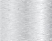 Fondo di struttura del metallo Vettore Fotografia Stock
