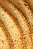 Fondo di struttura del pane Fotografie Stock Libere da Diritti