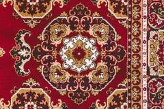 Fondo di struttura del tappeto Fotografia Stock