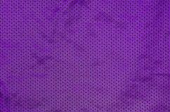 Fondo di struttura del tessuto dell'abbigliamento di sport Vista superiore della superficie del tessuto del panno Camicia colorat immagine stock