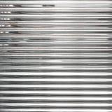 Fondo di struttura dell'acciaio inossidabile del metallo Fotografia Stock