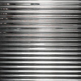 Fondo di struttura dell'acciaio inossidabile del metallo Immagine Stock