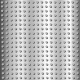 Fondo di struttura dell'acciaio o del metallo Illustrazione illustrazione vettoriale
