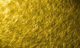 Fondo di struttura dell'oro Fotografia Stock Libera da Diritti