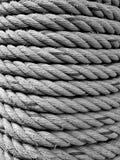 Fondo di struttura della corda Immagini Stock