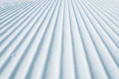 Fondo di struttura della neve Fotografia Stock Libera da Diritti