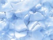 Fondo di struttura della neve Fotografia Stock
