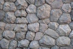 Fondo di struttura della parete di pietra fotografia stock libera da diritti
