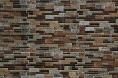 Fondo di struttura della pietra di Brown fotografia stock