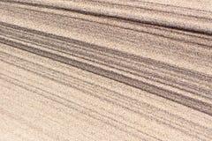 Fondo di struttura della sabbia Fotografia Stock Libera da Diritti