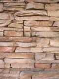 Fondo di struttura delle mattonelle di pietra Fotografia Stock