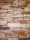Fondo di struttura delle mattonelle di pietra Immagine Stock Libera da Diritti