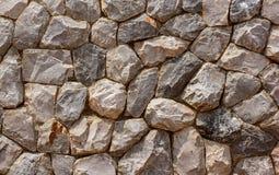 Fondo di struttura delle pareti di pietra Fotografia Stock Libera da Diritti