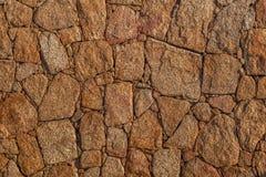 Fondo di struttura di pietra Fotografie Stock
