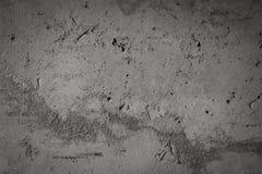 Fondo di struttura di Gray Concrete Of Wall Fotografia Stock Libera da Diritti